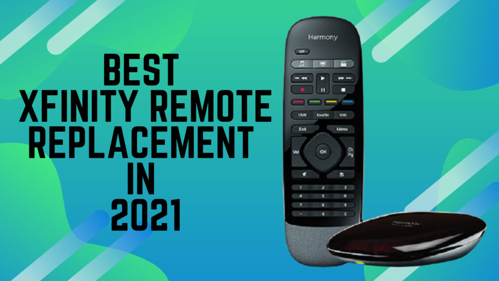 Xfinity Remote Replacement